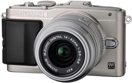 ��������� ����� Olympus PEN ����������� �������� PEN E-PL5 � E-PM2