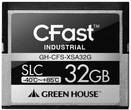 Green House ���������� � ������ ������ ������� CFast ����-������ ���� SLC