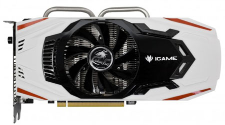 Colorful iGame GTX 650 Flame Wars X