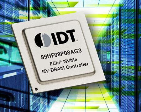 ���������� 89HF08P08AG3 NV-DRAM �������� � ������� DDR3 DRAM �� ��������� �� 3 ����/�