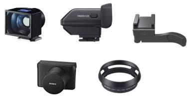 Представлена первая в мире цифровая полнокадровая компактная камера Sony Cyber-shot RX1