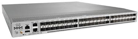 Сетевой коммутатор Cisco Nexus 3548 демонстрирует рекордно малые задержки, первым преодолевая отметку 200 нс