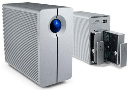 LaCie оснащает дисковые массивы 2big Quadra и 4big Quadra интерфейсом USB 3.0