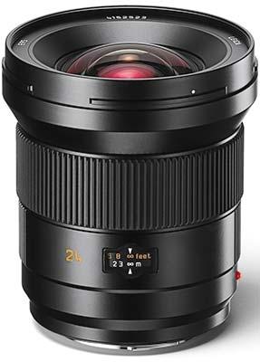 Систему S пополнили объективы Leica Super-Elmar-S 24 mm f/3.5 ASPH., Leica Vario-Elmar-S 30-90 mm f/3.5-5.6 ASPH. и Leica TS-APO- Elmar-S 120 mm f/5.6 ASPH.