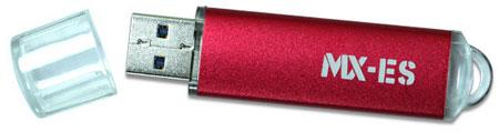 Габариты MX-ES равны 72 x 17 x 7 мм