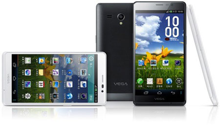 Смартфон Pantech Vega R3 поддерживает LTE