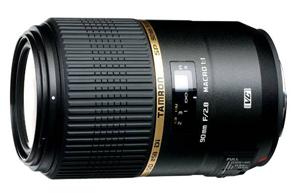 Новая модель получила название SP 90mm F/2.8 Di MACRO 1:1 VC USD (F004)