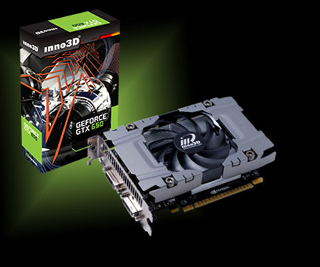 Inno3D наделяет GeForce GTX 660 кулером HerculeZ HZ2000S с двумя вентиляторами, GeForce GTX 650 — с одним
