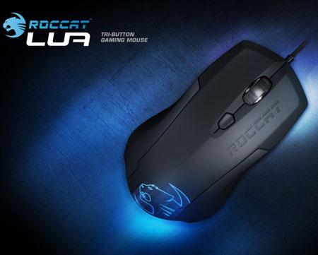 ROCCAT объявила о начале продаж игровых мышей Kone XTD, Kone Pure и Lua