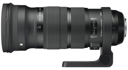 Sigma обновила объектив 120-300mm F2.8 DG OS HSM