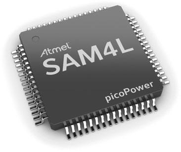 Основой микроконтроллеров Atmel SAM4L стал процессор Cortex-M4