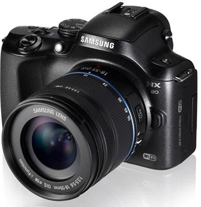 Samsung анонсирует объективы NX 12-24mm F4-5.6 ED и NX 45mm F1.8