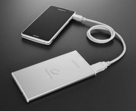 Sony анонсирует семейство внешних батарей для смартфонов и планшетов