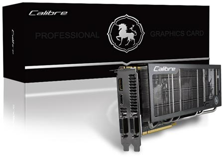 Sparkle оснащает 3D-карты Calibre X680 Captain и Calibre X670 Captain кулерами CoolPro