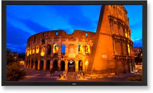NEC Display Solutions оснащает 65-дюймовый монитор V651-TM сенсорными способностями