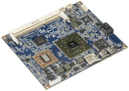 VIA ���������� � �������� ������� ETX � ������� ETX-8X90