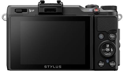 ��������� ����������� ������ Olympus XZ-2 � �� ��������������� ������������