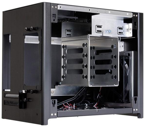 ������� �������� Lian Li PC-Q28 ������ �������� � ���