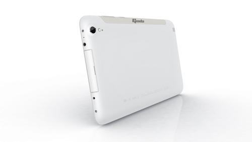 В конфигурацию планшета Giada T720 входит 1 ГБ ОЗУ и 8 ГБ флэш-памяти