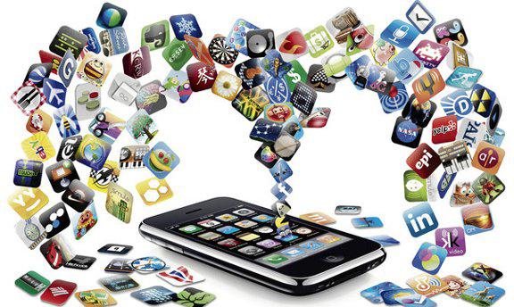 Apple не является лидером рынка смартфонов, но опережает всех по доходам от продажи программ для этих устройств