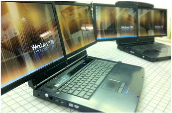Улучшенные модели SpaceBook Gen2 на процессорах Intel Sandy Bridge и Ivy Bridge выйдут этим летом