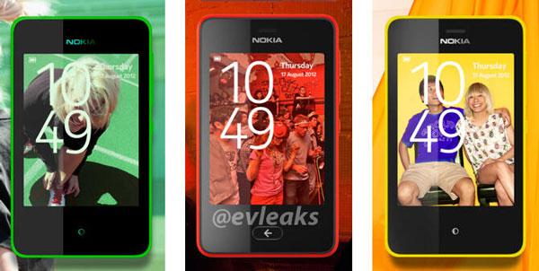 Технические подробности о Nokia Asha 501 и Asha 210 пока отсутствуют