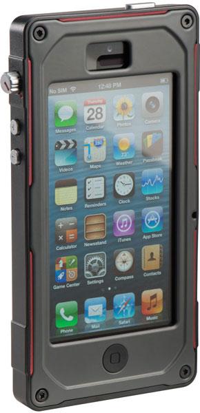 Pelican называет ProGear Vault и Pelican ProGear Protector первыми интерактивными защитными чехлами для iPhone 5