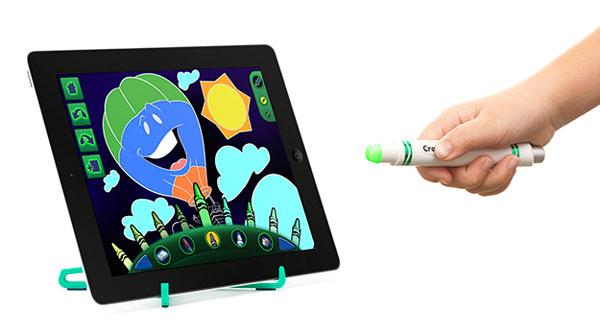 Griffin Crayola Light Marker ���������� iPad � ������� ��� �����