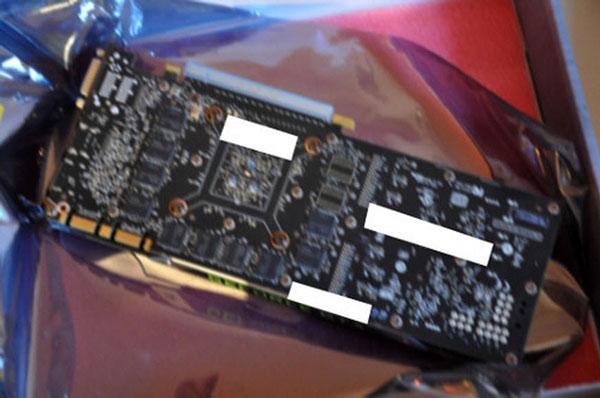 ����� 3D-����� Nvidia GeForce GTX Titan LE ��������� ���� �����