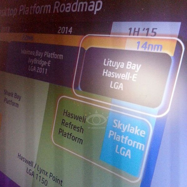 ���������� Intel Haswell-E Lituya Bay ����� ����������� � �������� LGA 2011