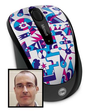 Microsoft Wireless Mobile Mouse 3500 - Мэтт Лион (Matt Lyon)