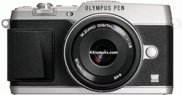 Камера Olympus E-P5 системы Micro Four Thirds будет представлена через неделю