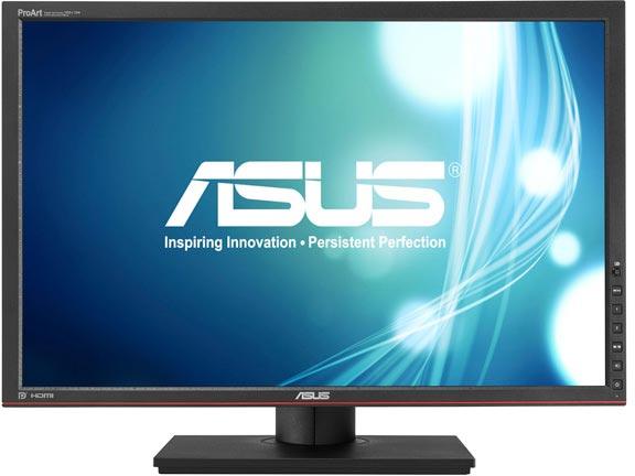 Мониторы Asus PA249Q ProArt калибруются производителем