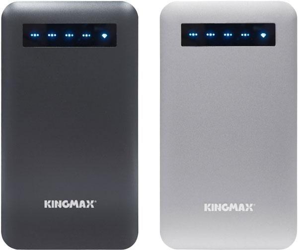 ������� ������� ������������� Kingmax KEBG-M03 � KEBG-M02 ����� 8000 ��∙� � 6000 ��∙� ��������������
