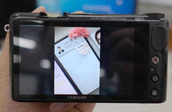 �������� Samsung ��������� ��������� ������������� ������� ������� NX �� ��������� Android