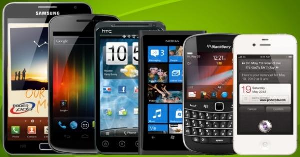 ABI Research недорогие смартфоны