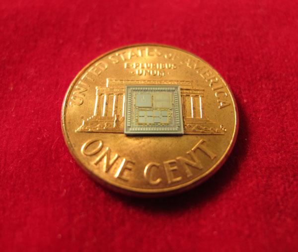 Микросхема, созданная специалистами DARPA, получила название TIMU
