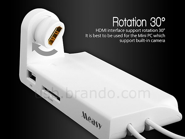 ��� Measy U2C-D Mini PC Holder ����� $20