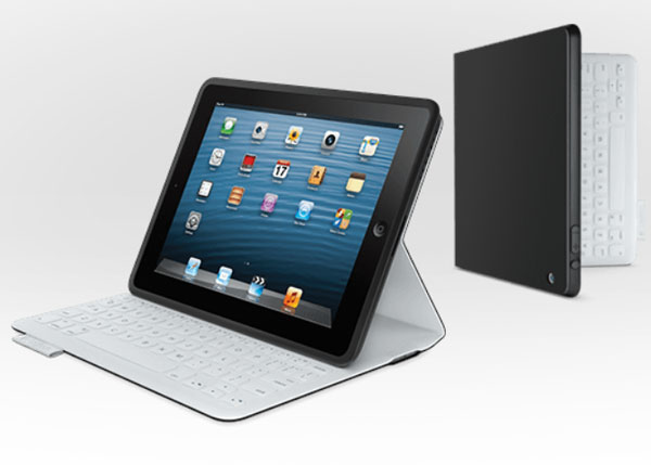 � ������ ������� Logitech FabricSkin Keyboard Folio for iPad �������� � ��� �� ���� 150 ����