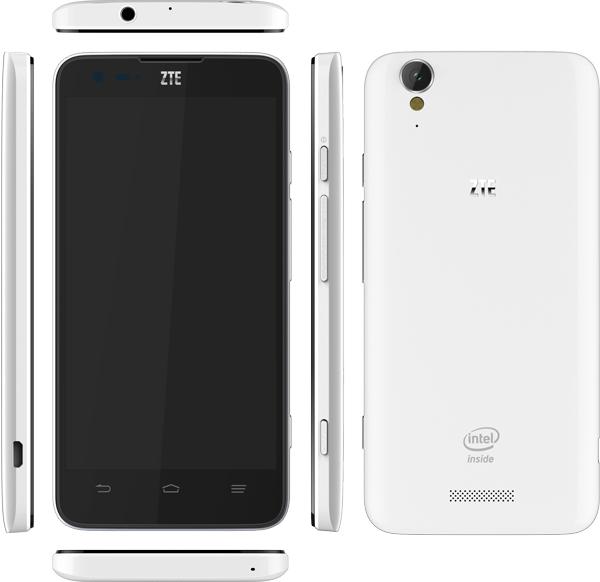На IDF 2013 представлен смартфон ZTE Geek