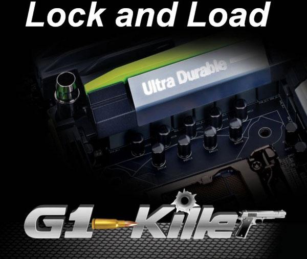 О цене и сроке выхода платы Gigabyte Z87 G1-Killer пока данных нет