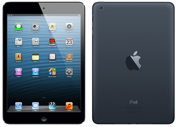 Дисплеи для новых планшетов Apple iPad будут поставлять компании LG Display и Sharp