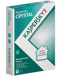 Новый Kaspersky CRYSTAL