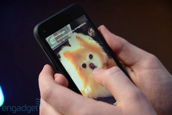 HTC Facebook First