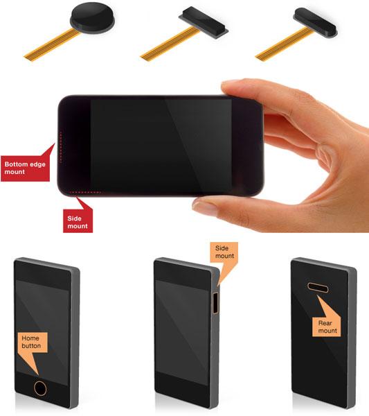 ��������������� ����������� Mobile Natural ID Platform ��������� ��������� ������������������ ������� ������ ��������, ���� � ������