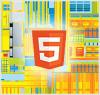 Intel HTML5 Logo