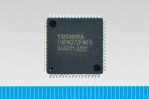 �������� ������ ����������������� Toshiba TMPM372 �������� � ��� 2013 ����