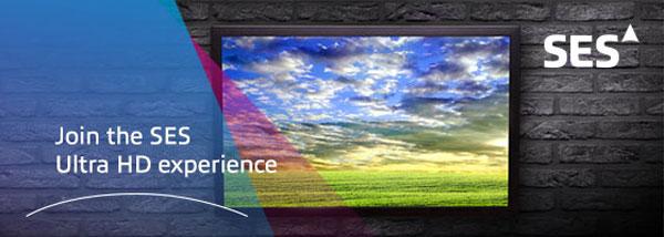 По словам SES, прямая трансляция впервые была выполнена в полном разрешении Ultra HD (3840x2160 пикселей) с кодированием в HEVC