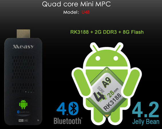 �������� �����-�� Measy U4B ��� ����������� �� Android 4.2