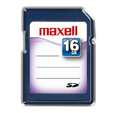 ����� ������ Maxell Professional Plus SDHC UHS-I ������� 16 � 32 �� ����� ����� $38 � $73 ��������������